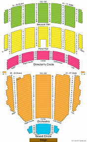 70 Prototypal Abraham Chavez Theatre Seating Map