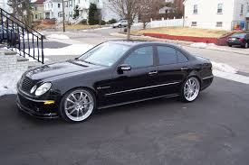 My E55 with 20