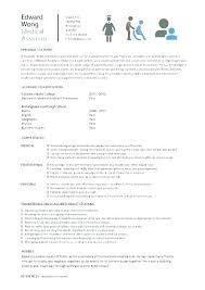 Medical Assistant Resume Template Free Adorable Healthcare Resume Templates Healthcare Resume Template Click Here To