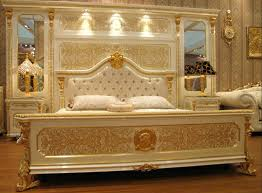 White And Gold Bedroom Furniture Awesome Adorable Gold And White ...