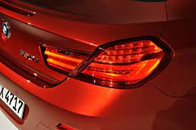 Bmw 650i Lights 2012 Bmw 650i Coupe Rear Tail Light Eurocar News