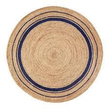 round jute rug 6 blue rings jute rug round jute rug 6x9 ikea jute rug 6x9