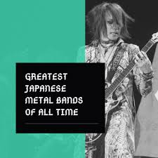 The 50 Greatest Japanese Metal Bands Of All Time Spinditty