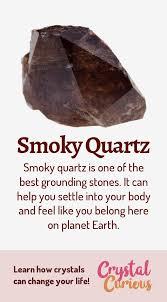 Quartz Meaning Chart Smoky Quartz Healing Properties Benefits Crystal Healing