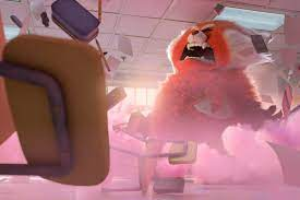 Pixar's Turning Red Sees a Girl Turn ...