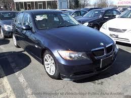 BMW 3 Series bmw 3 series 2007 : 2007 Used BMW 3 Series 328i at Woodbridge Public Auto Auction, VA ...