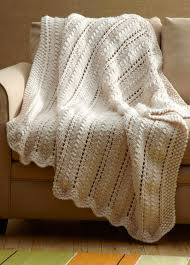 Knitting Pattern For Throw Blankets