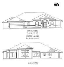 House Plans 4 Bedroom Rumpus  Homes Zone4 Room House Design