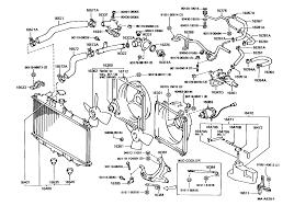Toyota engine parts diagram photo large size