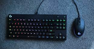 Logitech G Pro: Bộ phím chuột 'ngọt lịm' cho game thủ