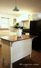 Cool Kitchen Island Antique Dresser Made Into A Cool Kitchen Island Made From Dresser
