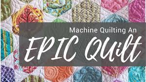 Quilting Is My Therapy Deciding What to Quilt - Showing Off Your ... & quilting a julie herman quilt Adamdwight.com