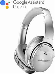 bose 35 ii. bose® - quietcomfort® 35 wireless headphones ii silver front_zoom bose ii o