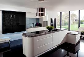 modern white and black kitchens. Modern White Kitchen Black Floor And Kitchens C