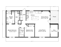 view cottage farmhouse floor plan for a