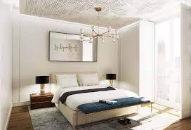 Rendering Schlafzimmer Bett Vizua