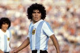 Diego Maradona: Auf dem Spielfeld ein Genie, abseits ein Narr