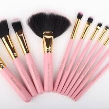 cosmetic brush set. cosmetic brush set