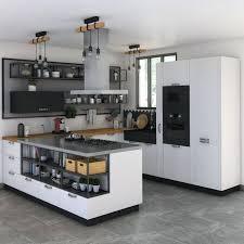 Meuble De Cuisine Newport Blanc Delinia Id Leroy Merlin Ou Ikea Roi