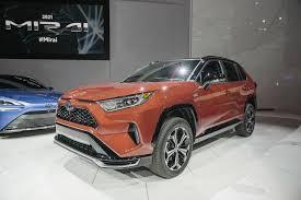 2019 Rav4 Color Chart 2021 Toyota Rav4 Prime Plugs In For Efficiency Roadshow