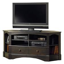 sauder harbor view corner tv stand for 48 inch tv