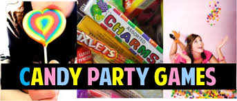 candy birthday party diy ideas and