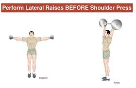 the pre exhaustion technique for advanced shoulder training
