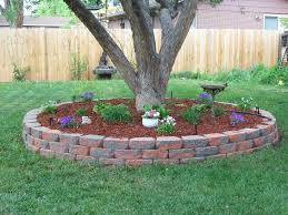 Tree landscaping ideas Maple Architecture Art Designs 15 Beautiful Ideas For Decorating The Landscape Around The Trees