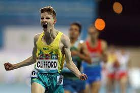 An emotional jaryd clifford has dedicated his paralympic silver medal to his late grandfather, who had bought a ticket to watch him run in tokyo. Paralympic Distance Runner Jaryd Clifford Accidentally Qualifies For Marathon Abc News