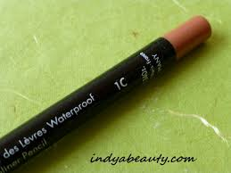 mufe aqua lip liner 1 c review inidian beauty s 056