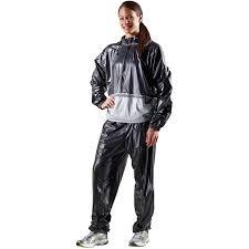 Golds Gym Performance Sauna Suit Xl Xxl