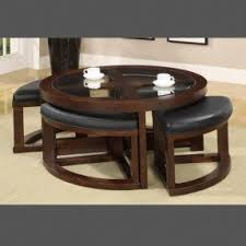 Marvelous A Coffee Table With Pull Gallery