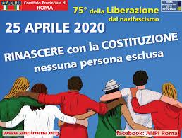 25 Aprile 2020: la Festa della Liberazione