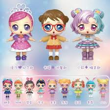 genuine diy lol dolls puzzle toys kids toy with original box toys for children birthday gifts eaki