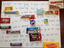 Bethies Goodies Fathers Day Candy Bar Card