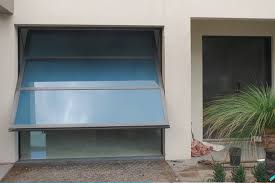 glide away folding garage door systems