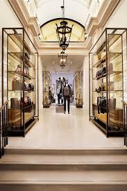 Interior Design For Menswear Burberry Opens Debut Uk Menswear Store Google Search