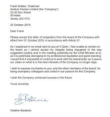 Resignation From Board Andium Vice Chair Resigns Channel 103