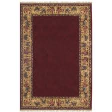 Rooster Area Rugs Kitchen American Home Rug Co Chicken And Rooster Hand Tufted Burgundy
