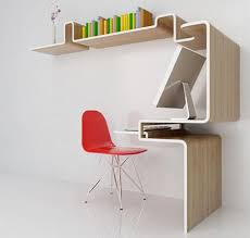 space saver office furniture. Beautiful Space Outstanding Space Saving Furniture Home Office Desk Amp Storage Idea Inside  Ideas And Saver