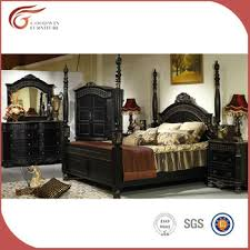 antique black bedroom furniture. Hot Selling Middle East Style Black Bedroom Furniture, Hand Carved Antique Furniture M