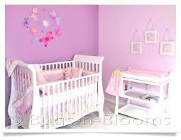 girl nursery wall decor ideas baby nursery decor cute purple