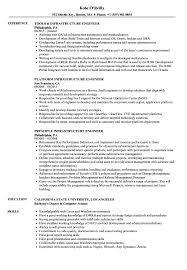 It Infrastructure Engineer Resume Sample Engineer Infrastructure Resume Samples Velvet Jobs 11