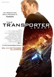 The Transporter Legacy (2015) scheda film - Stardust