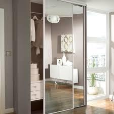 mirrored sliding closet doors mirror ideal custom erikblog info in plans 10