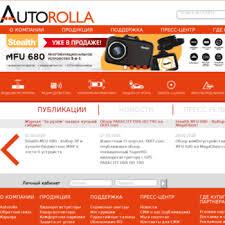 autorolla.ru at WI. ?utorolla -