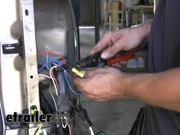 trailer wiring harness installation 2000 ford windstar trailer wiring harness installation 2000 ford windstar etrailer com
