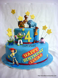 Toy Story In A Cake 3 Ina Cakes