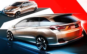new car launches by hondaHonda to launch allnew MPV in Indonesia in September  Motor