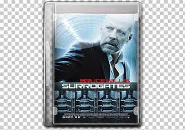 Surrogates Movie Jonathan Mostow Surrogates Film Poster Max Payne Png Clipart Free